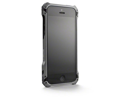 ELEMENTCASE Sector 5 Carbon Fiber Edition für iPhone 5, gunmetal