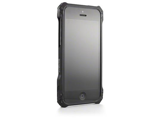 ELEMENTCASE Sector 5 Carbon Fiber Edition für iPhone 5, schwarz
