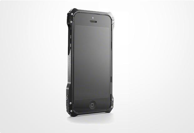 ELEMENTCASE Sector 5 für iPhone 5, schwarz
