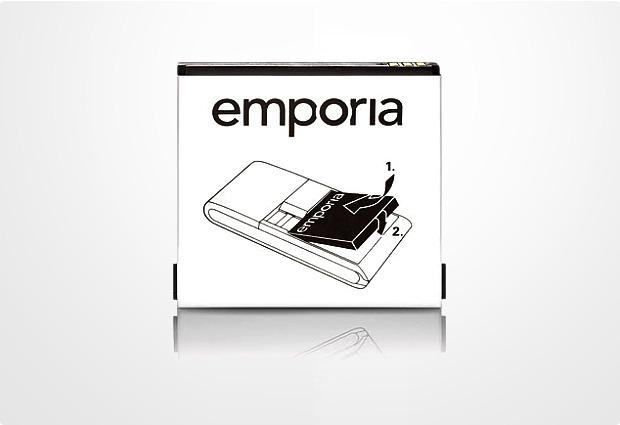 Akkus, Powerbanks - Emporia Akku AK V32 für CLICK fuer Emporia CLICK  - Onlineshop Telefon.de