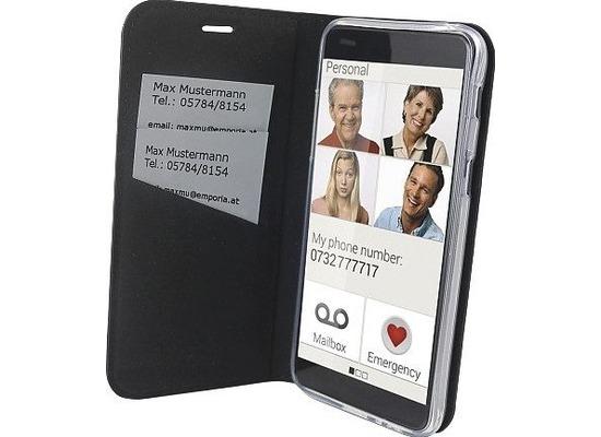 Emporia Book Case Leder, SMART.2, rot