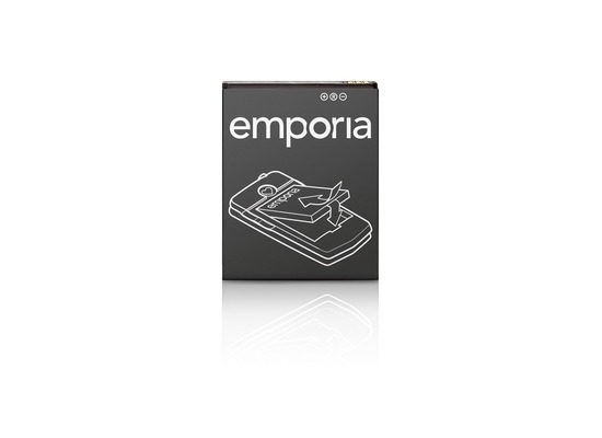 Emporia emporiaAK-V25 Ersatzakku