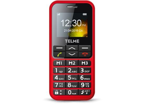 Emporia TELME C151, rot