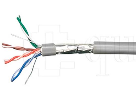 Equip Installationskabel F/UTP Cat.5e 305m