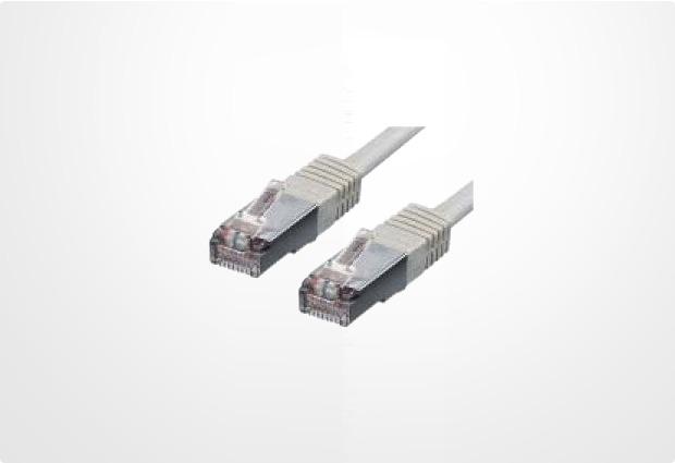 Equip Patchkabel 0,5m grau-2xRJ45 S/STP-C6 250MHz