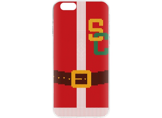 Flavr Case Ugly Xmas Sweater College Santa for iPhone 6/6s mehrfarbig