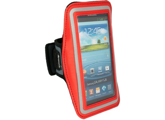 Fontastic Arm Case Atletico XL rot 142x72x10mm
