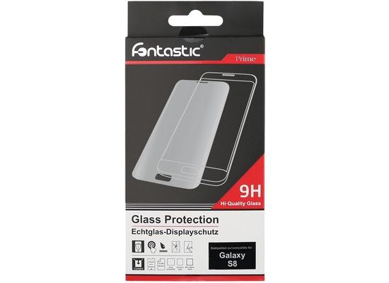 Fontastic Curve Schutzglas (gebogen) 1 Stück komp. mit Samsung Galaxy S8