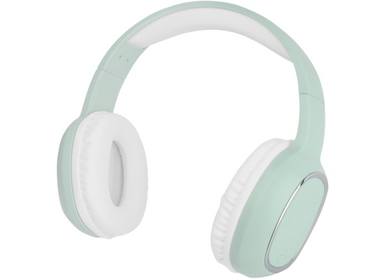 Fontastic Essential Essential Drahtloses On-Ear Headphone SPLEND mint BT High Quality Speaker, One-Button Control