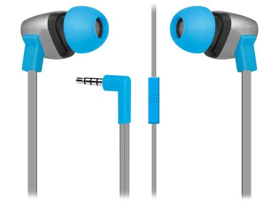 Fontastic In-Ear Stereo-Headset S325-R 3.5mm blau