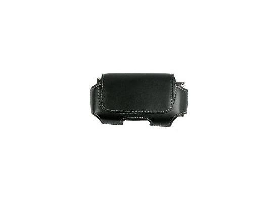 Fontastic Ledertasche Magna M schwarz 112x48x16mm