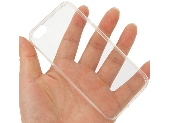 Fontastic Softcover Clear Ultrathin komp. mit Samsung Galaxy A6+ (2018)