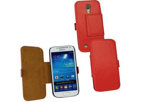 Fontastic Tasche Diary pink für Samsung Galaxy S4 Mini