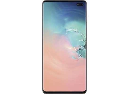 Samsung Galaxy S10+, 512 GB, Dual-SIM, ceramic white
