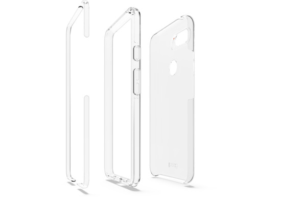 gear4 Crystal Palace for Pixel 3 XL clear