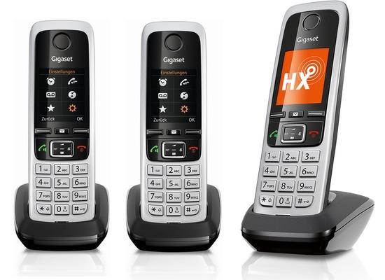 Gigaset C430hx Telefonbuch übertragen