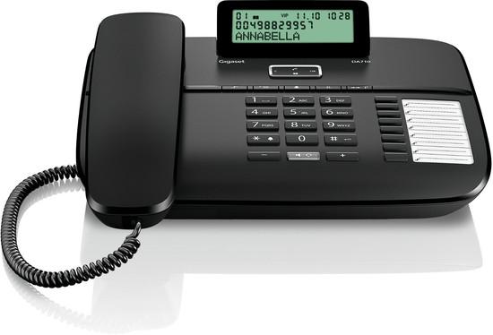 Gigaset DA710, schwarz