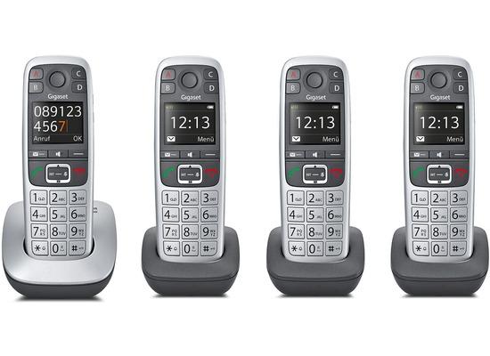 gigaset e560 quattro bei telefonde kaufen versandkostenfrei