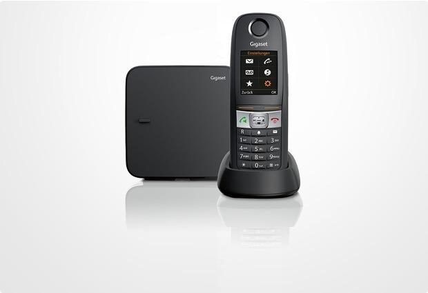 Gigaset E630, schwarz