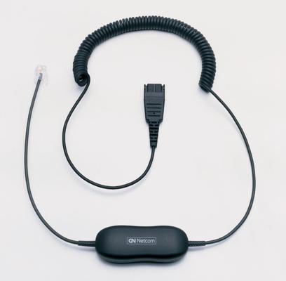 Jabra GN 1200 Smart Cord Spiralkabel (0,7m - 2m)