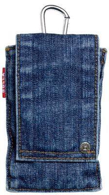 golla Mobile Bag - DENIM Jeans- dunkelblau