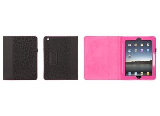 griffin flip case trend moxy apple ipad mini schwarz pink bei kaufen. Black Bedroom Furniture Sets. Home Design Ideas