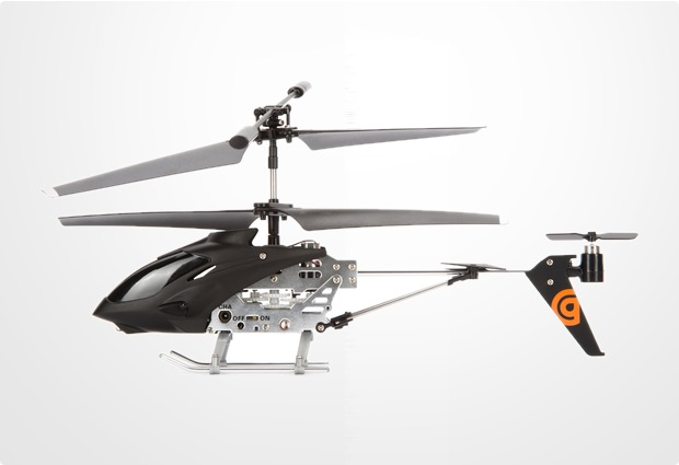 Griffin Helo TC Helicopter, iOS + Android