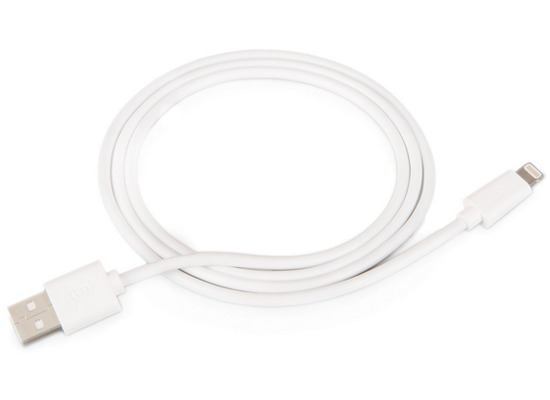 Griffin Lightning to USB Cable, 90cm, weiß