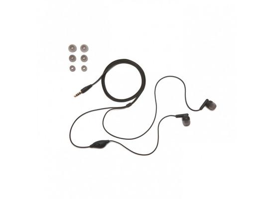 Griffin Tunebuds Kopfhörer mit Mikrofon 1,2m schwarz GC38200