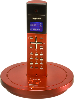 Hagenuk Classico Voice rot bei telefon.de kaufen ...