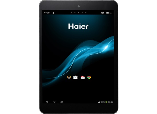 Haier Pad 781 16GB, champagner