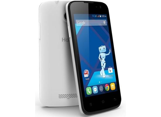 Haier Phone W717, weiss
