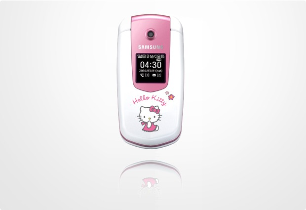 Hello Kitty Samsung E2210