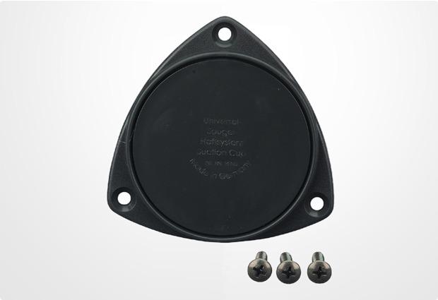 HR Auto-Comfort Adapterplatte für Befestigungssysteme mit Sauger, schraubbar
