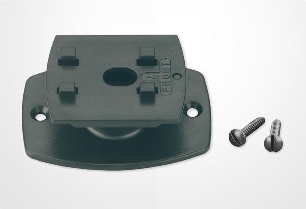 HR Auto-Comfort Gelenksockel, schraub- und klebbar