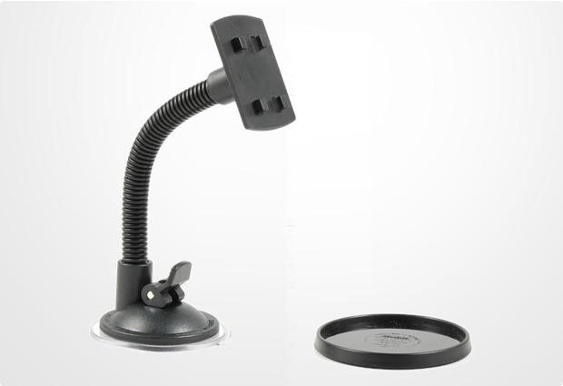 HR Auto-Comfort Haftsauger-System Flex Mount 1 170 mit Schwanenhals