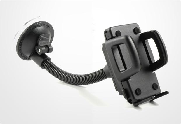 HR Auto-Comfort Handy-Universalhalter inkl. Haftsauger-System Flex Mount 1 170