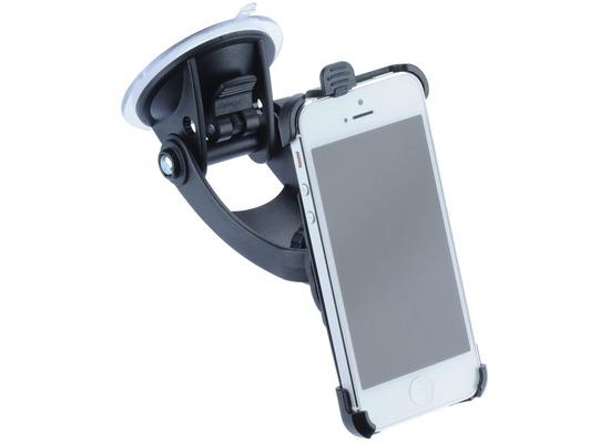HR Auto-Comfort iGRIP PerfektFit Traveler Kit 4QF inkl. Halter für iPhone 5/5S/SE