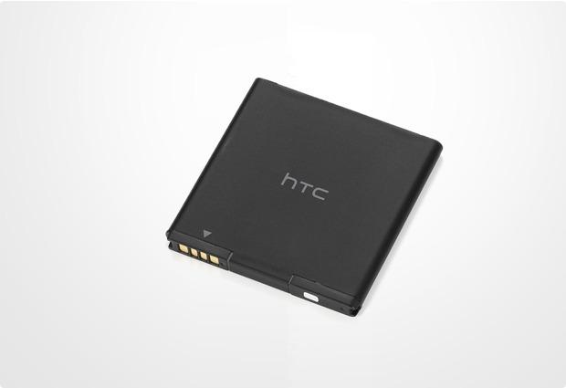 Akkus, Powerbanks - HTC Sensation Sensation XL Akku BA S640, 1600mAh fuer HTC Sensation XL, Titan  - Onlineshop Telefon.de