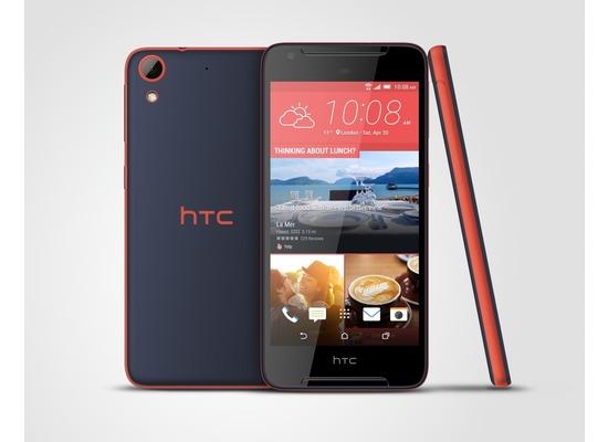 HTC Desire 628, 16GB, sunset blue