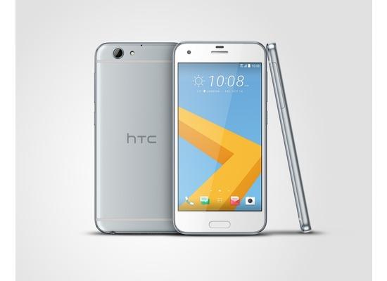HTC One A9s, Aqua Silver