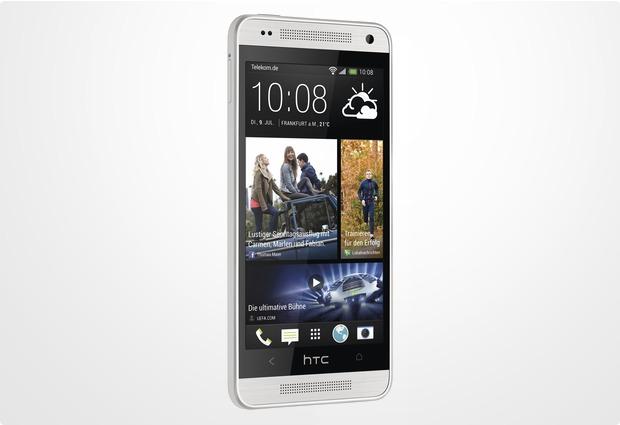 HTC One mini, silber (Telekom)