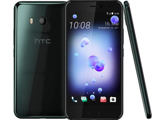 HTC U11, Brilliant Black