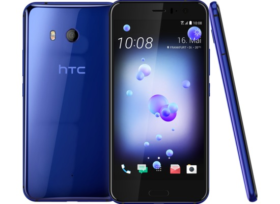 HTC U11, Sapphire Blue