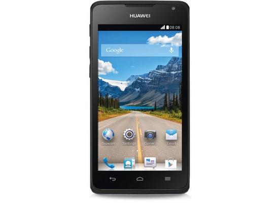 Huawei Ascend Y530, schwarz