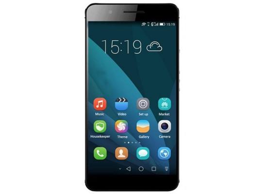 Honor 6 Plus 4G Dual-SIM 32 GB, black