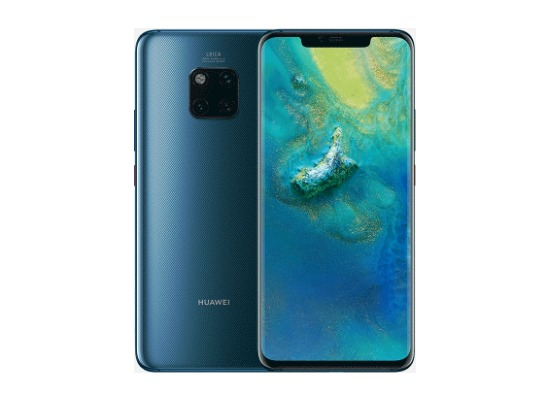 Huawei Mate 20 Pro, Midnight Blue