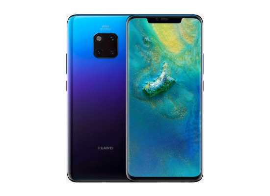 Huawei Mate 20 Pro, Twilight
