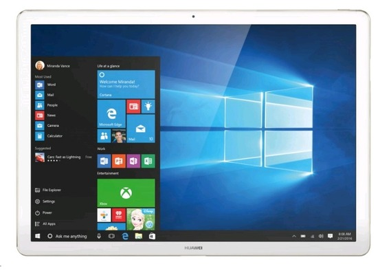 Huawei MateBook Business M5 256 GB, gold