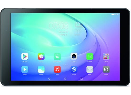Huawei MediaPad T2 10.0 Pro LTE, charcoal black